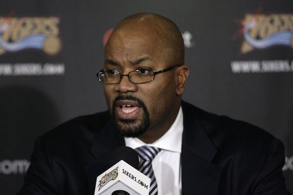 Ex-Sixers president Billy King joins WIP to co-host alongside Angelo Cataldi