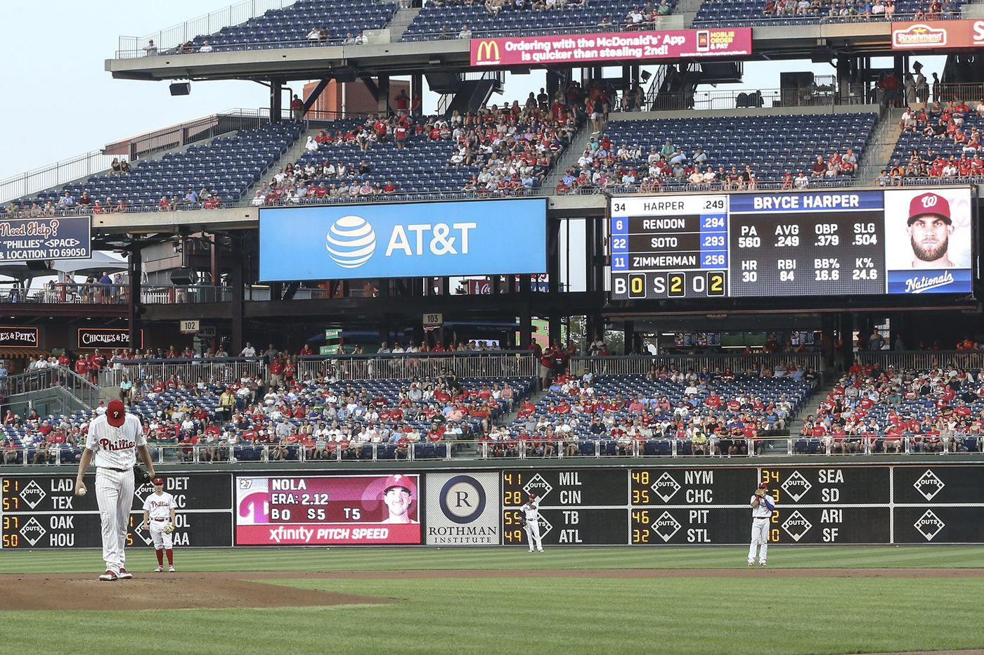 Another indication that the Phillies are braced for an offseason star search | Extra Innings