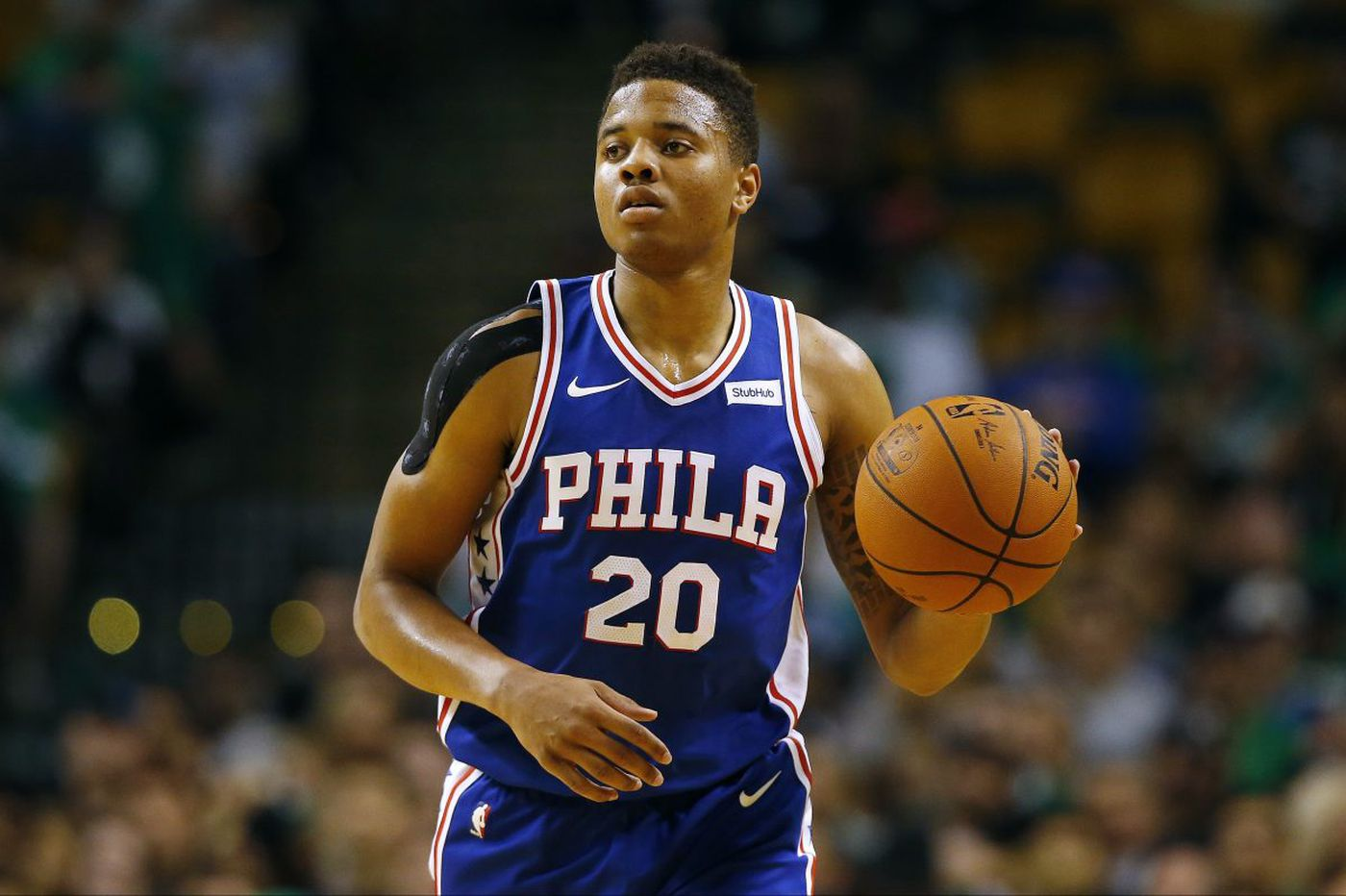 Sixers' Brown sees 'poor luck' behind injuries to first-rounders