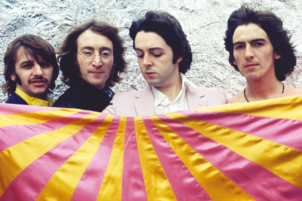 With 'The White Album,' the Beatles come back to life, 50 years later