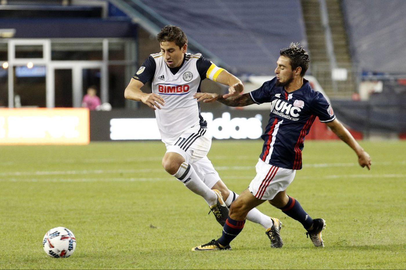 Union's Alejandro Bedoya still angry about missing the World Cup - and his inability to help
