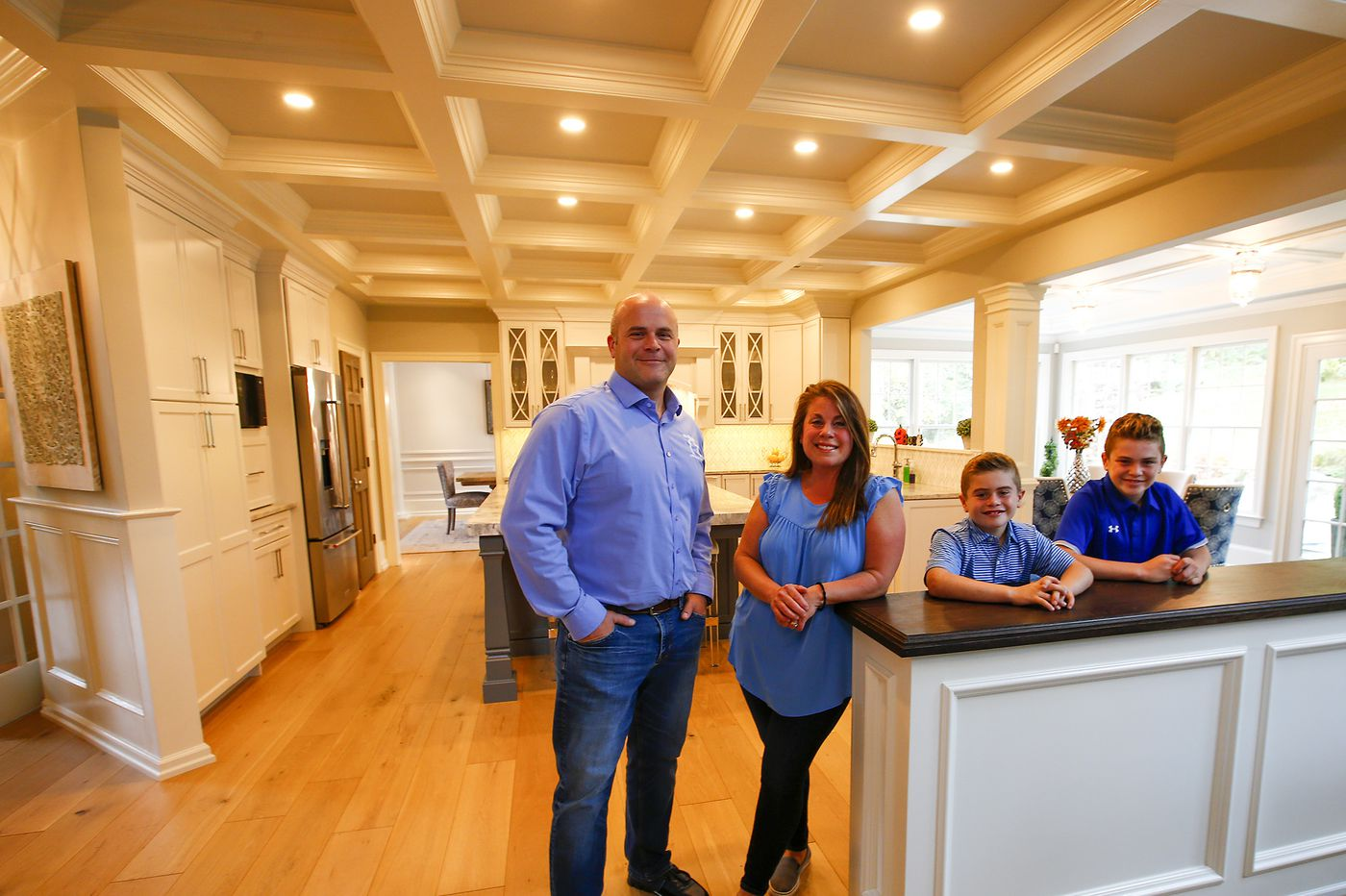 Family makes the most out of a West Chester house with potential