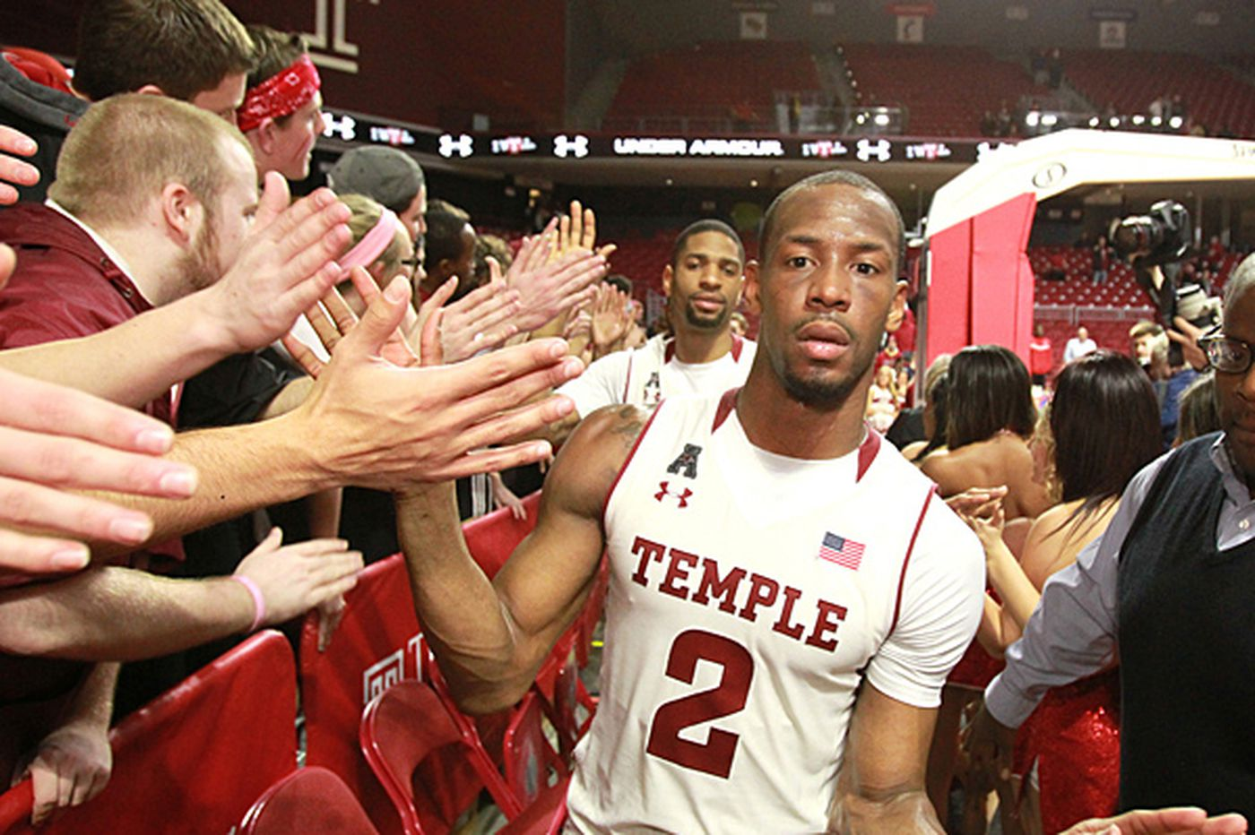 Temple's Cummings invited to basketball showcase