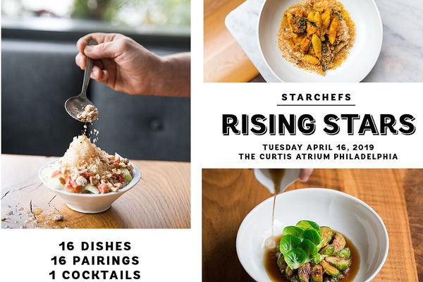 StarChefs, a restaurant trade magazine, to hand out awards in Philly