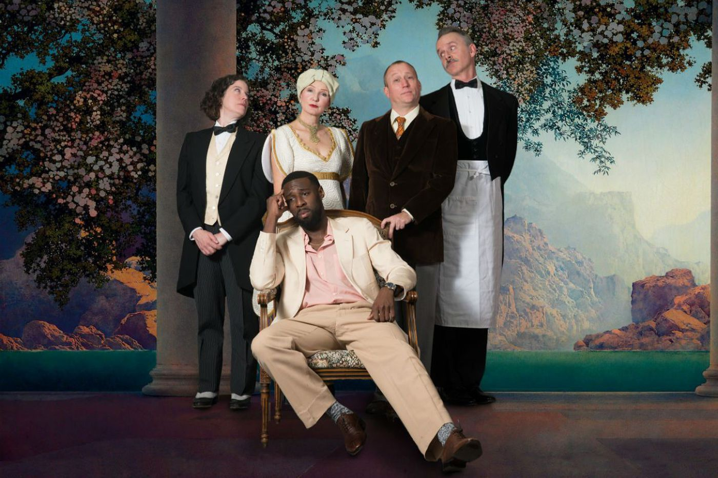 'Time Remembered' by IRC at Walnut Street Theatre Studio 5: The sweet calamity of the past