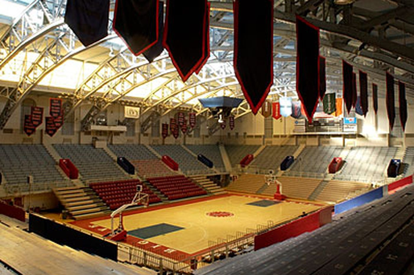 New scoreboards, same ambience at Palestra