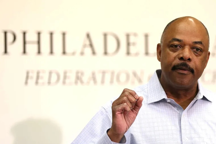 """PFT president Jerry Jordan had said the union was """"on the brink of a strike vote"""" Tuesday, the first day of school for 120,000 Philadelphia students."""