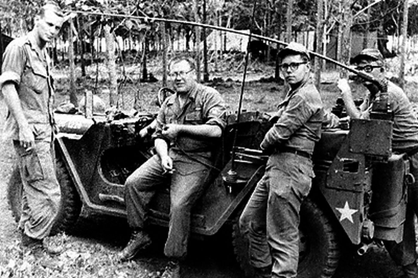 Back Channels: A letter home from a fallen Vietnam soldier.