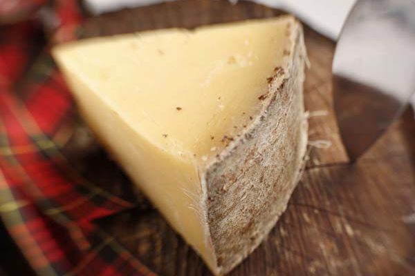 Good Taste: Cheese of the Month: Flory's Truckle