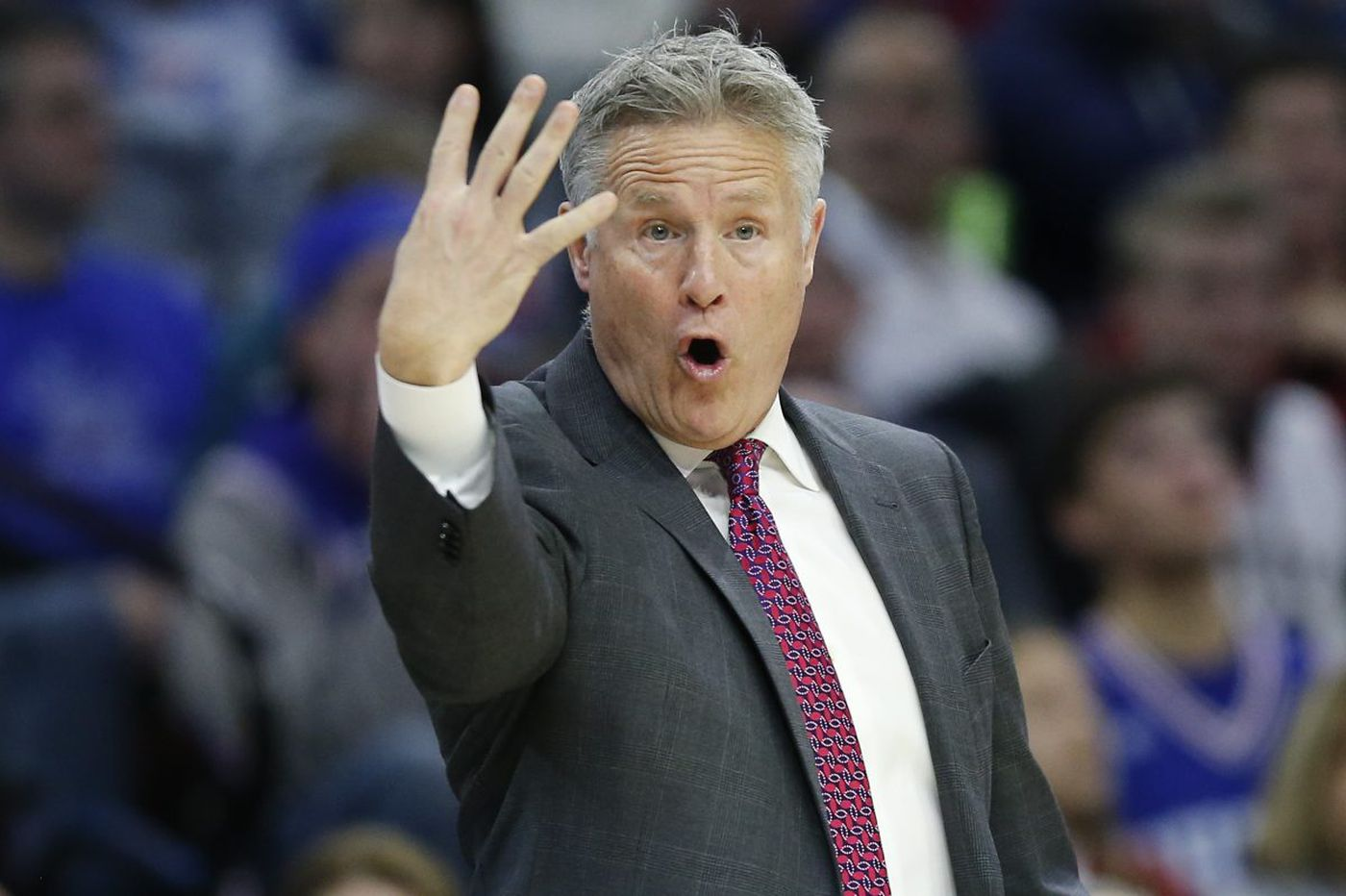 Sixers' coach wants 2 more wins, 3rd seed