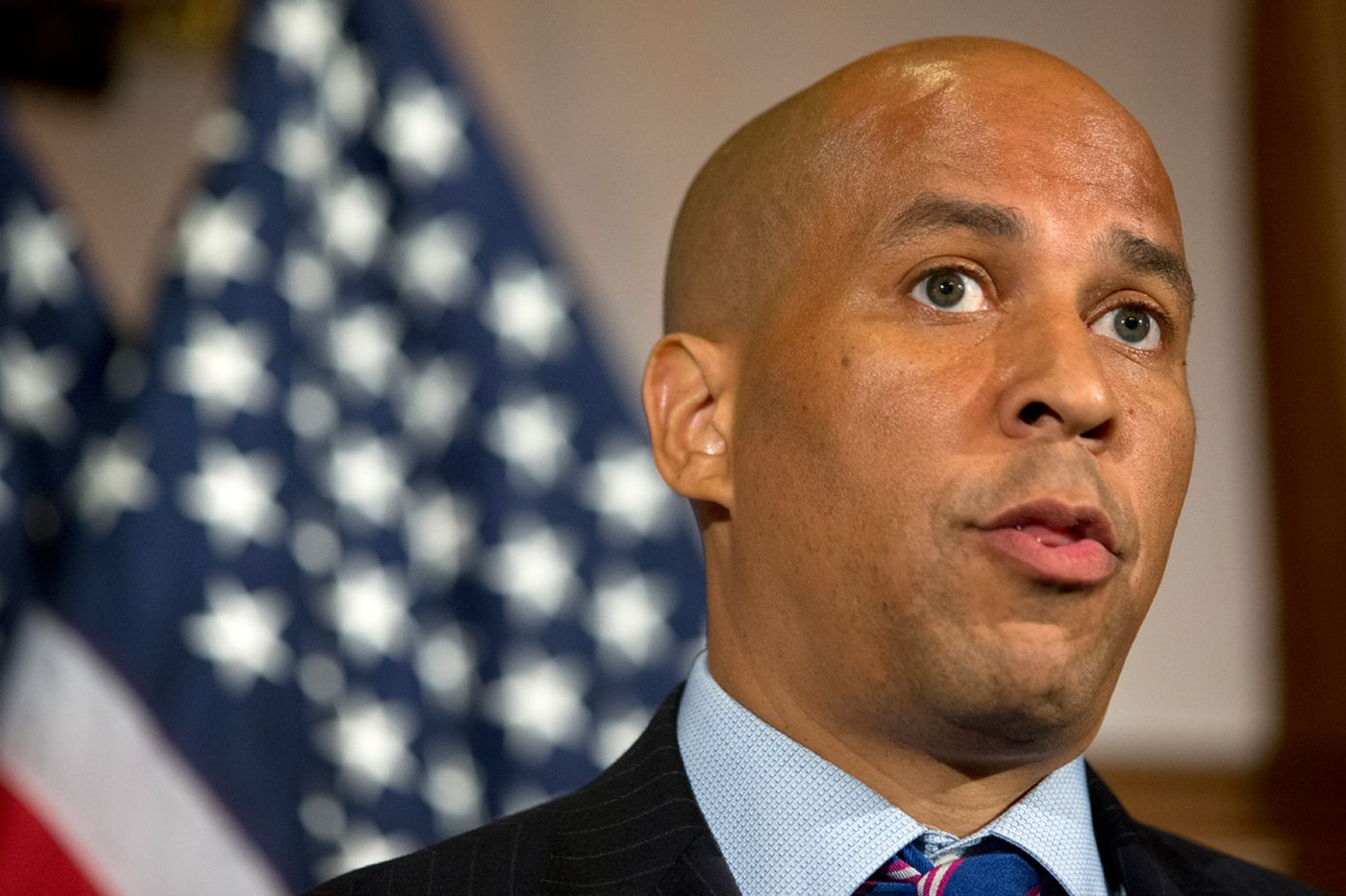 Booker breaks Senate precedent, drawing fire on Jeff Sessions nomination