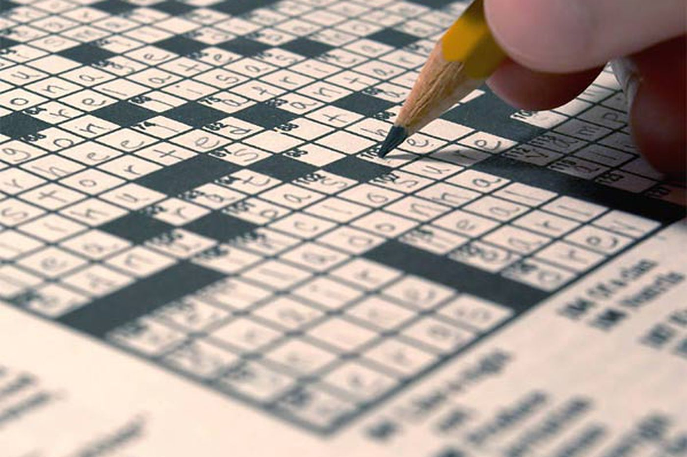 The crossword puzzle at 100: A talk with Merl Reagle, puzzle man