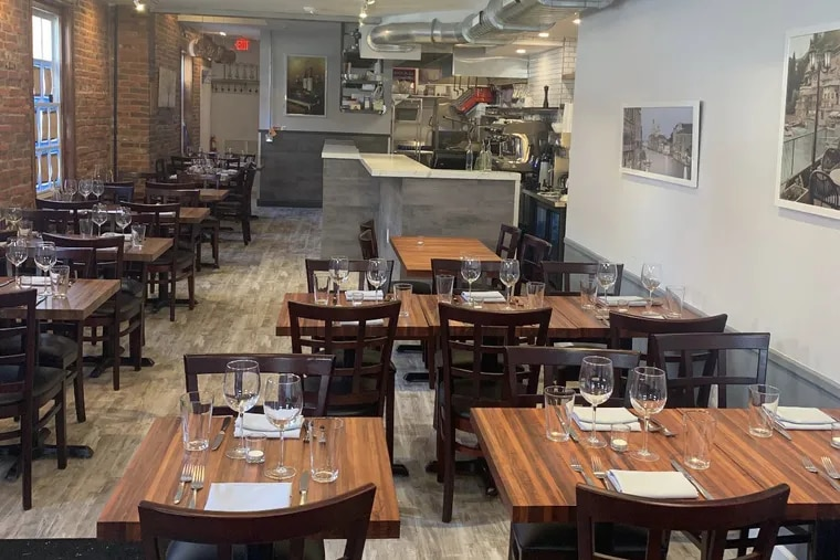 Ambrosia, an Italian BYOB, replaces Sandy's at 24th and Locust Streets.
