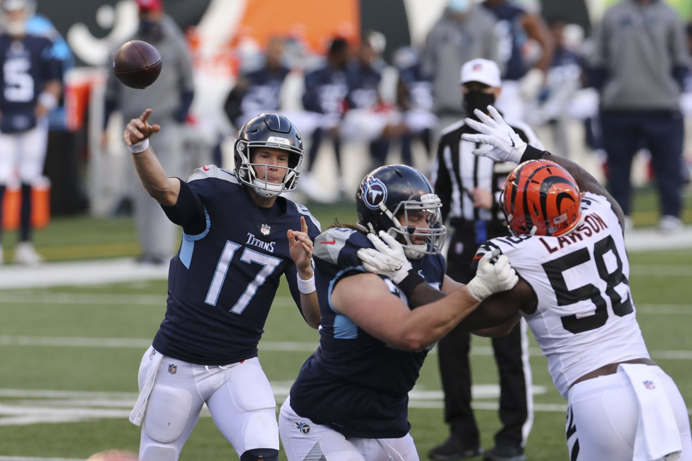 Take Ryan Tannehill and the Tennessee Titans vs. the Indianapolis Colts | Vegas Vic