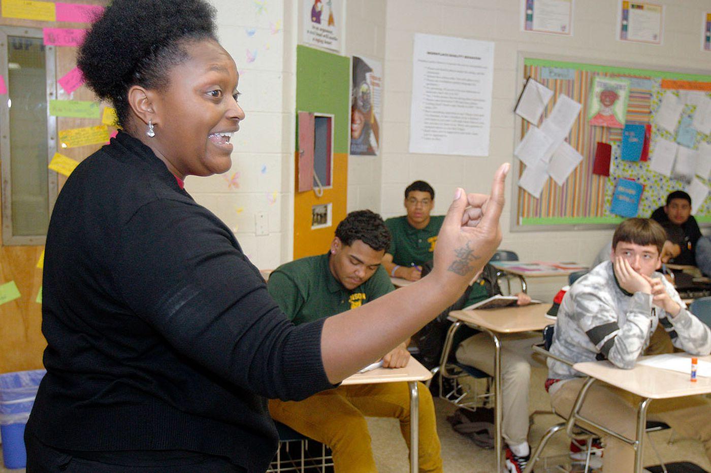 Lindback Award honors 55 A-plus Philly teachers