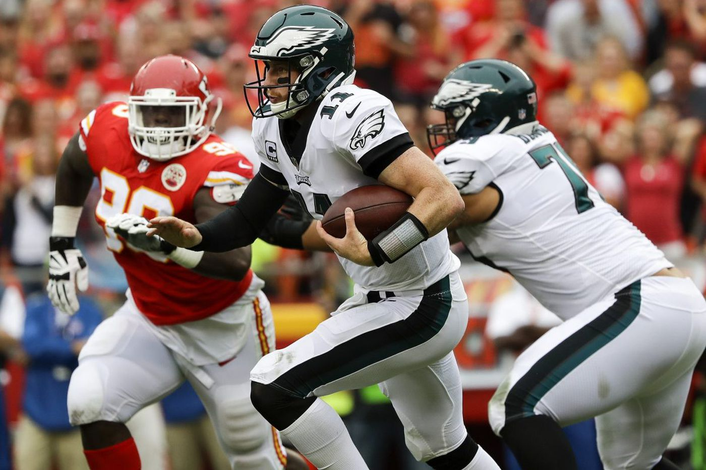 Chiefs 27, Eagles 20: Five quick postgame observations | David Murphy