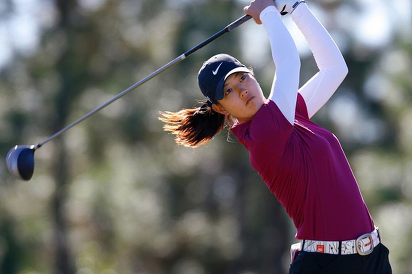 Wie earns her LPGA Tour card
