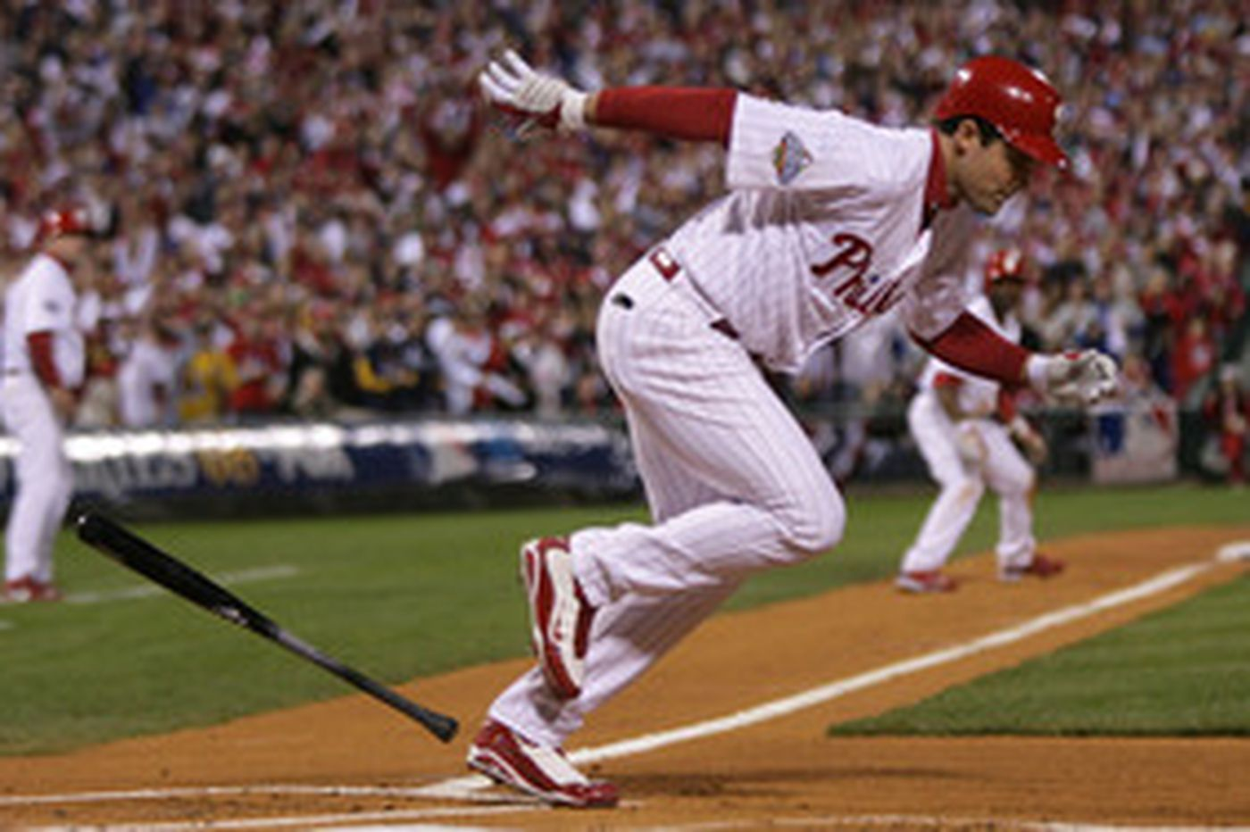 It's never too early to start looking at 2009 Phillies season