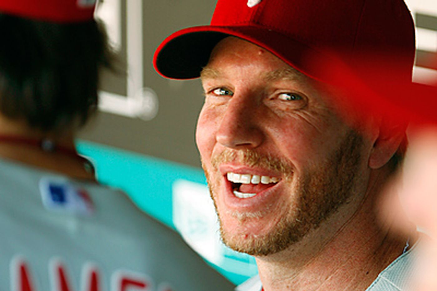 Roy-al treatment for Halladay in return after perfect game?