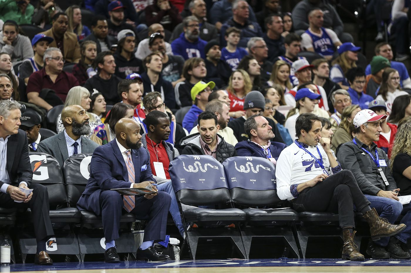 Sixers owner Josh Harris absent on a night team should not have played due to coronavirus pandemic | David Murphy