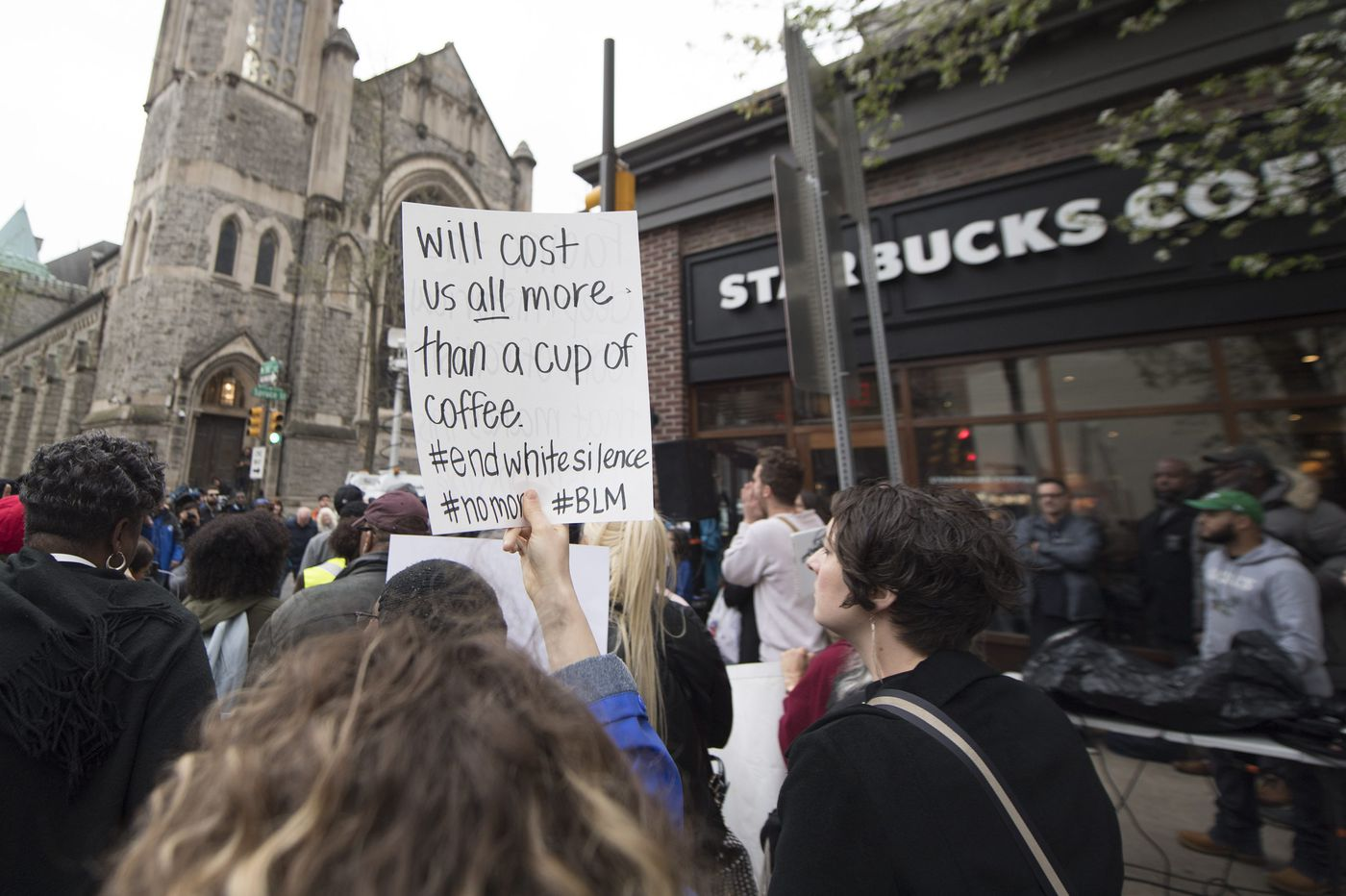 Starbucks gets recommendations on how to address bias