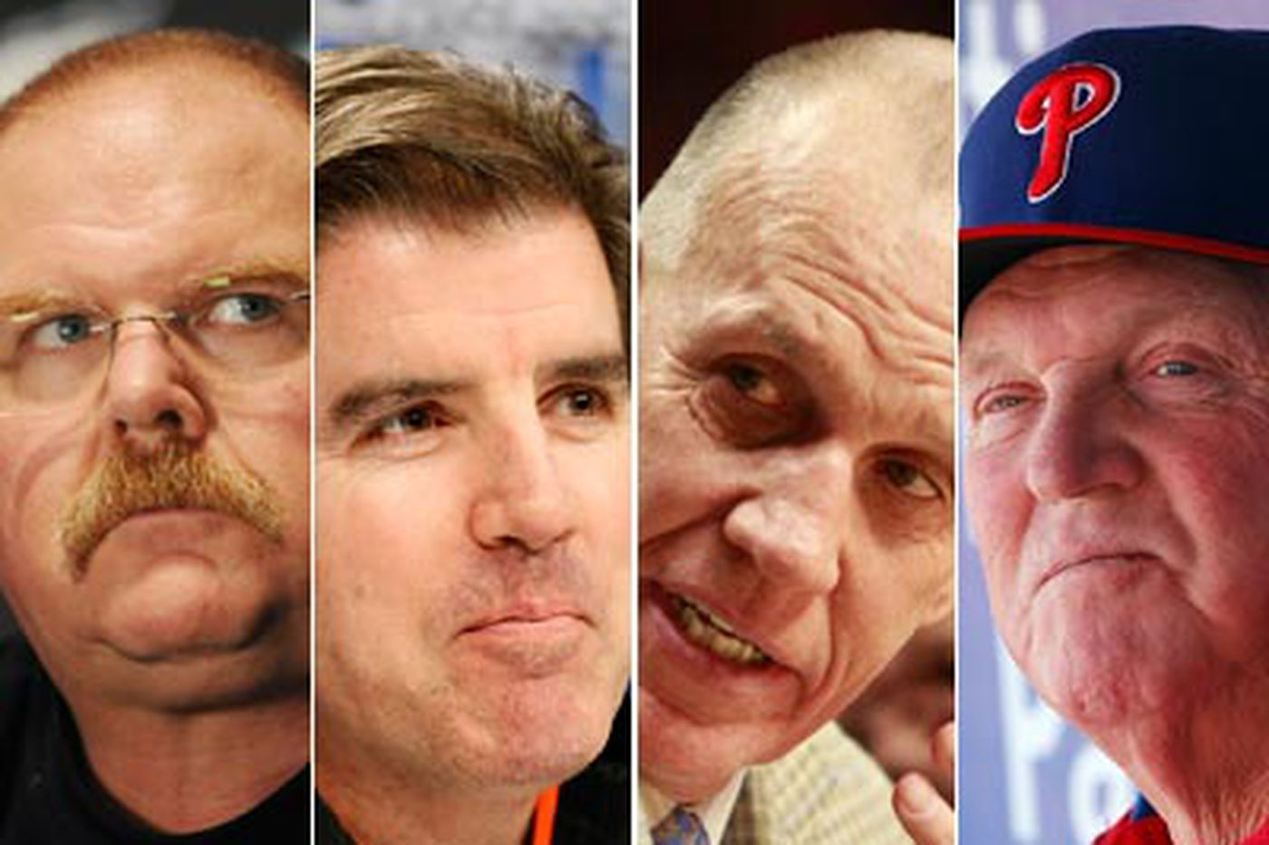 Bill Lyon: Four Philly coaches, by their words you shall know them