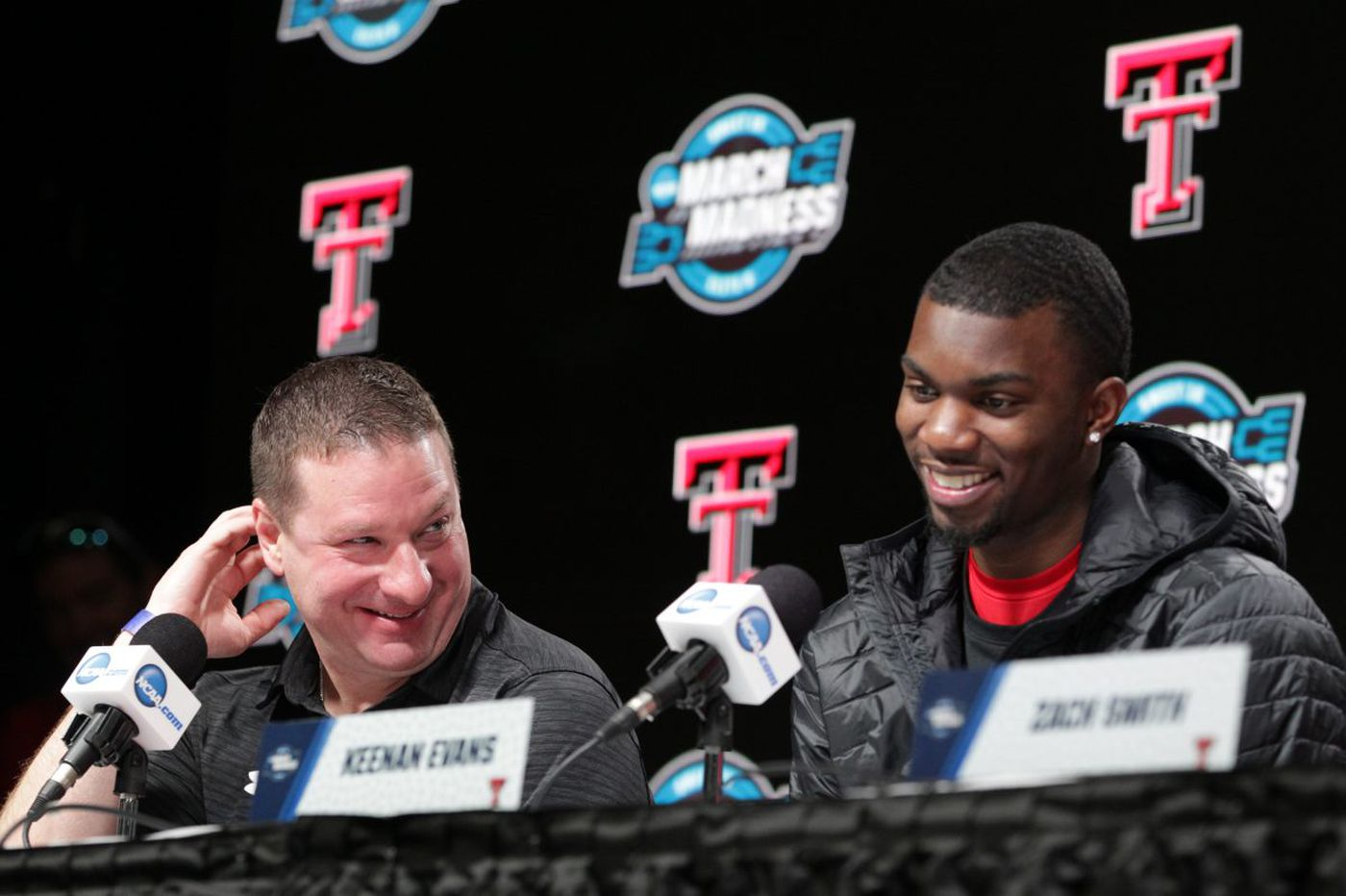 Beard could not resist the lure of returning to Texas Tech