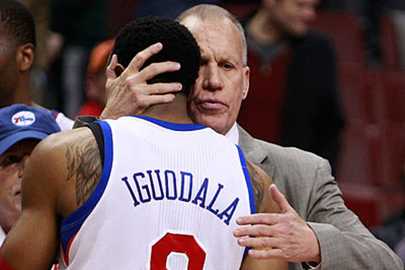 Inside the Sixers: The 76ers are facing a sink-or-swim moment