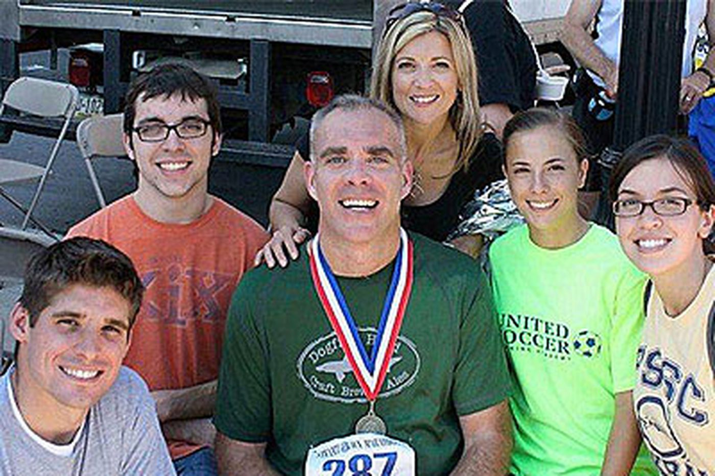 Man seeks to outrun his multiple sclerosis