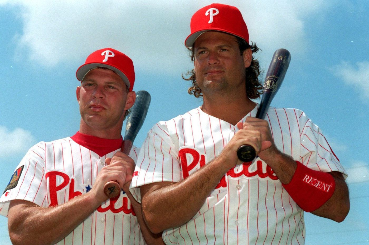Tribute to '93 Phillies not the same without Darren Daulton and Lenny Dykstra | Bob Brookover