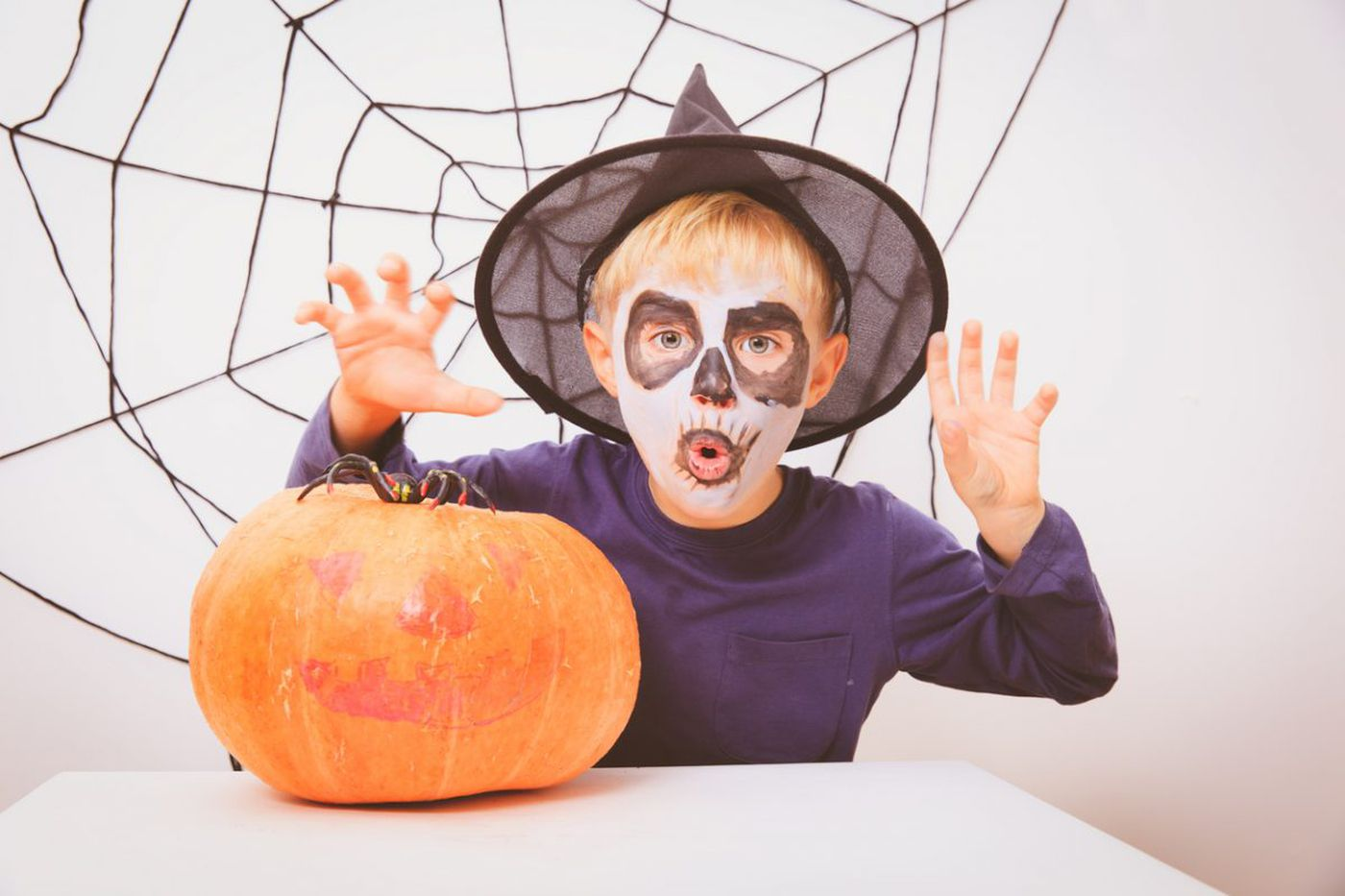 Just in time for Halloween: Helping kids deal with fear