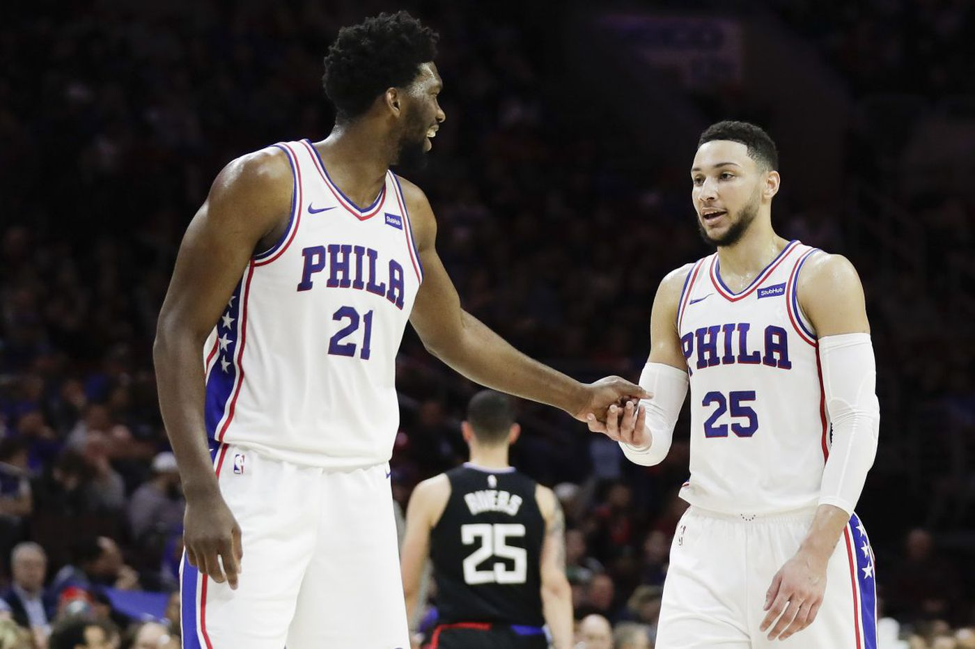 Sixers growing down stretch with Joel Embiid, Ben Simmons | Marcus Hayes