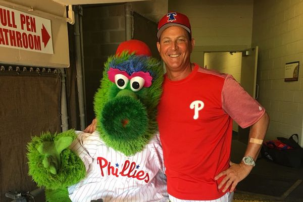 Ex-Phillies pitcher Dan Plesac: A day in the life of an MLB Network analyst