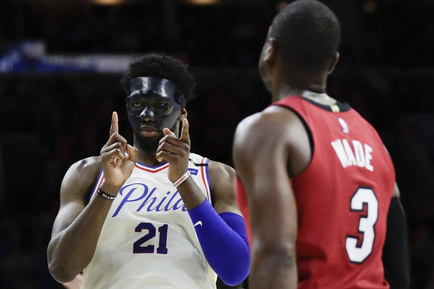 Vegas also loves the Sixers, who are heavy favorites over the Celtics