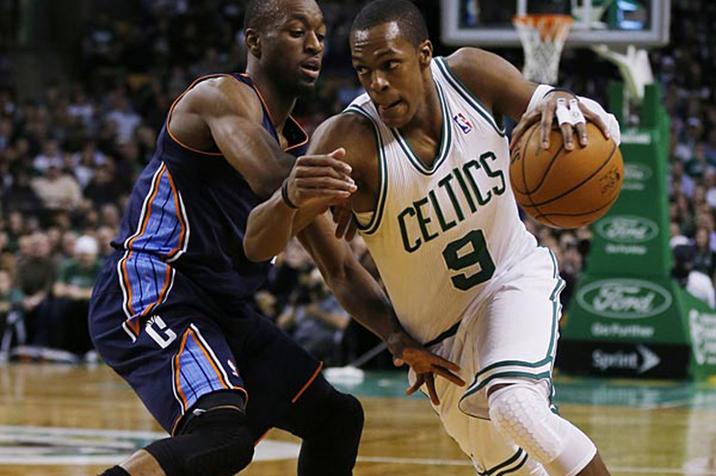 Rajon Rondo paces Celtics in win over Bobcats