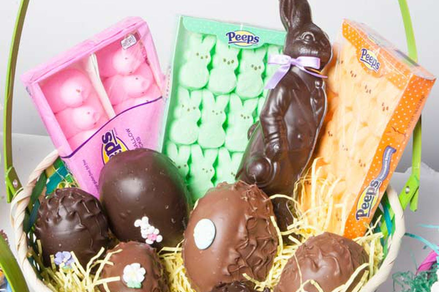 The Philly Easter candy smackdown