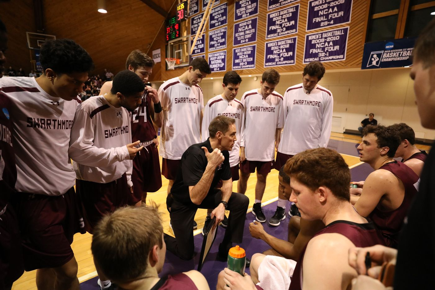Swarthmore College basketball team has reached the Division III Final Four. How? Precisely. | Mike Jensen