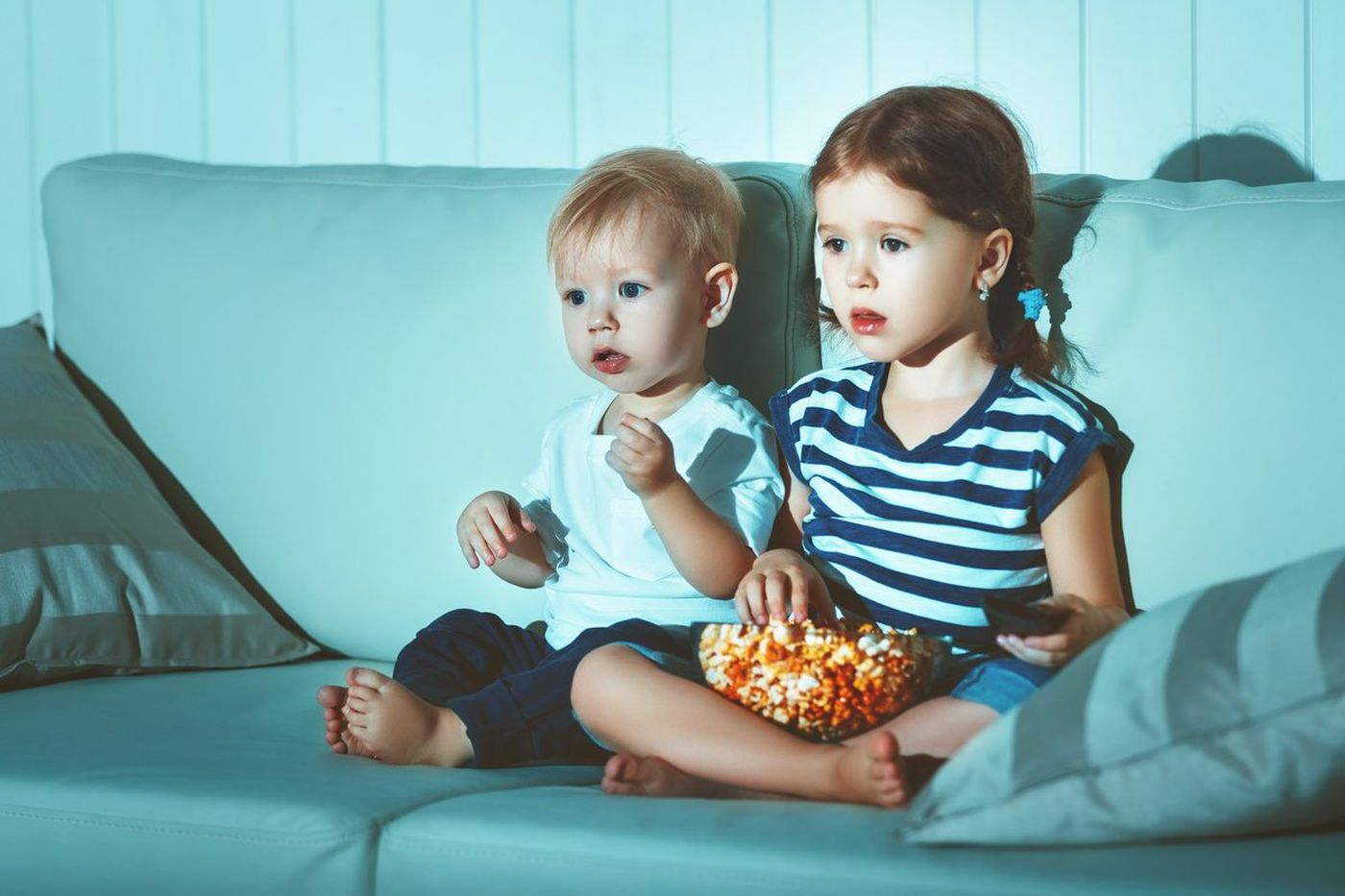 More than 2 hours of screen time a day may affect a child's cognition