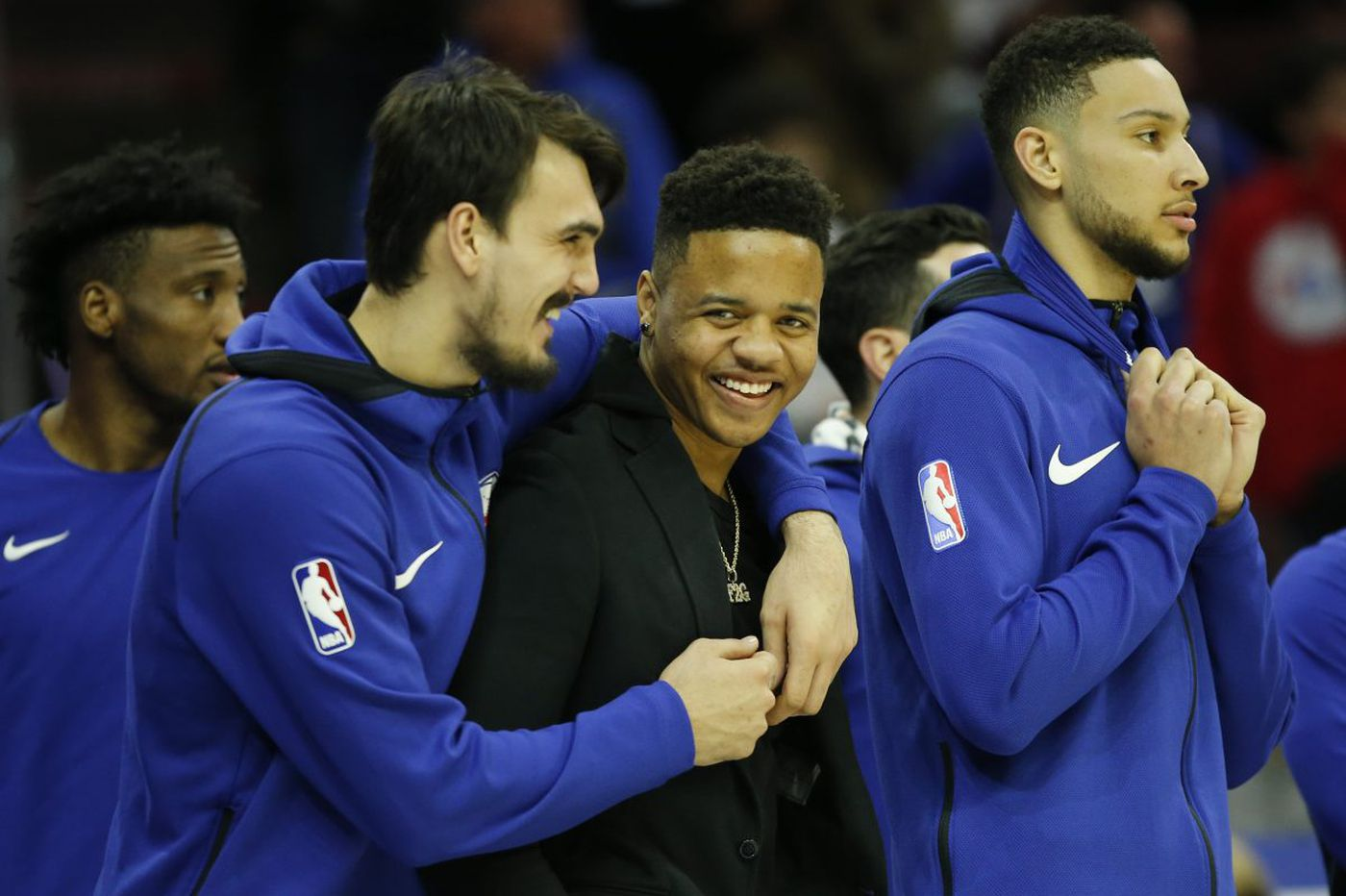 Sixers take London, Cosby returns to Philly, Pa. congressional map upheld | Morning Newsletter