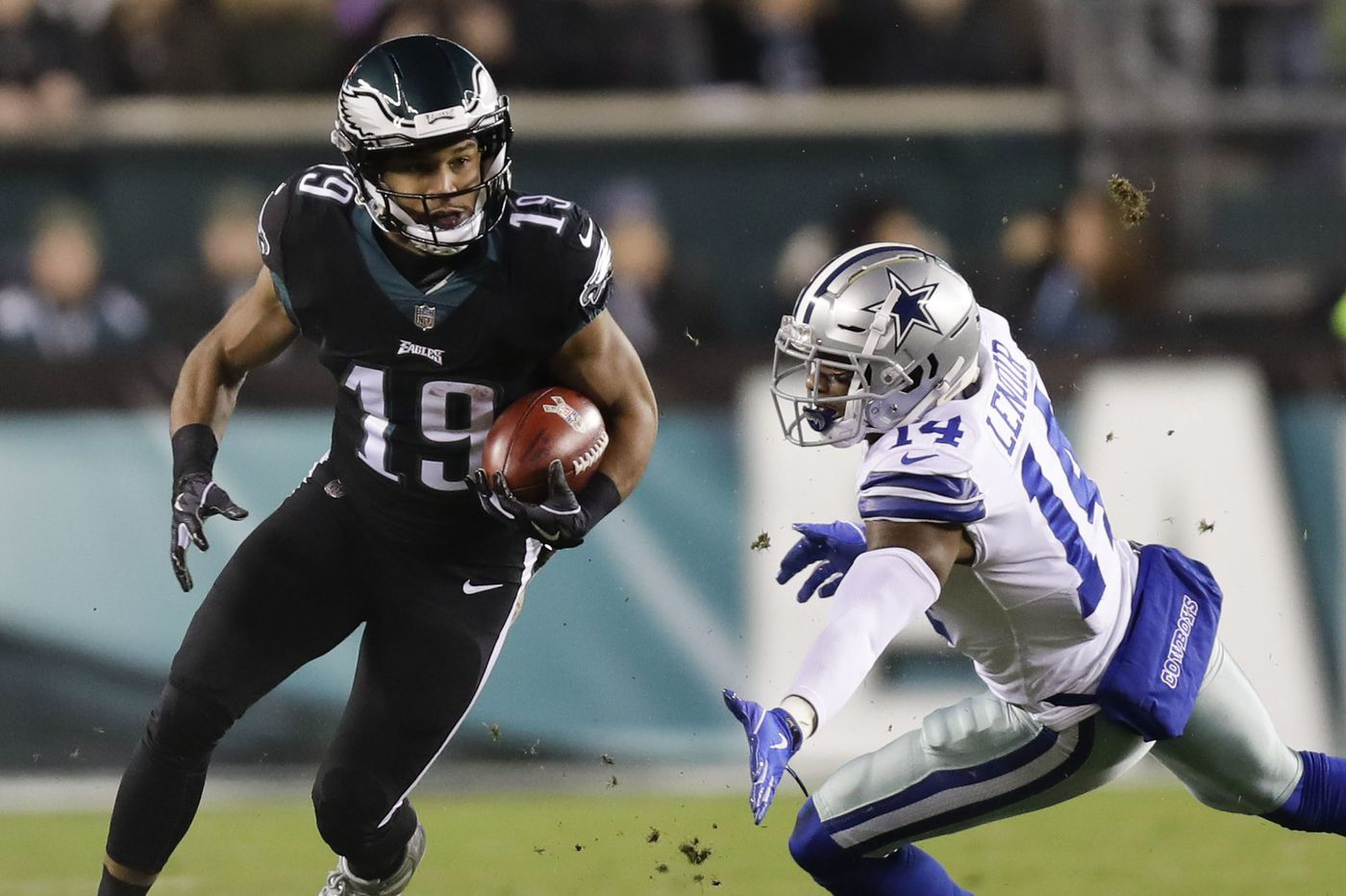 Five reasons the Eagles lost to the Cowboys