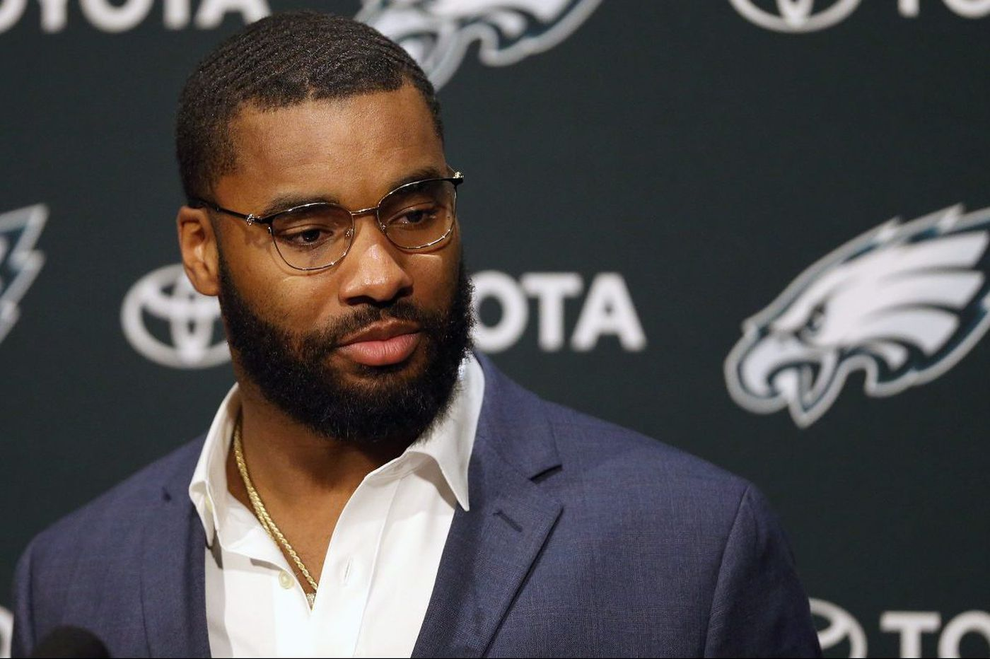 Eagles release Daryl Worley after Sunday morning arrest in South Philly
