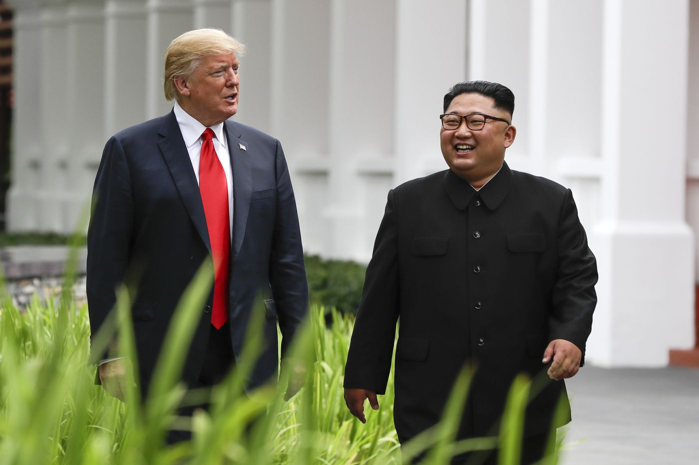 At the Singapore summit, President Trump got played | Trudy Rubin