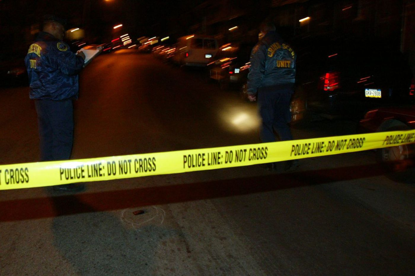 2 dead in North Philly triple shooting