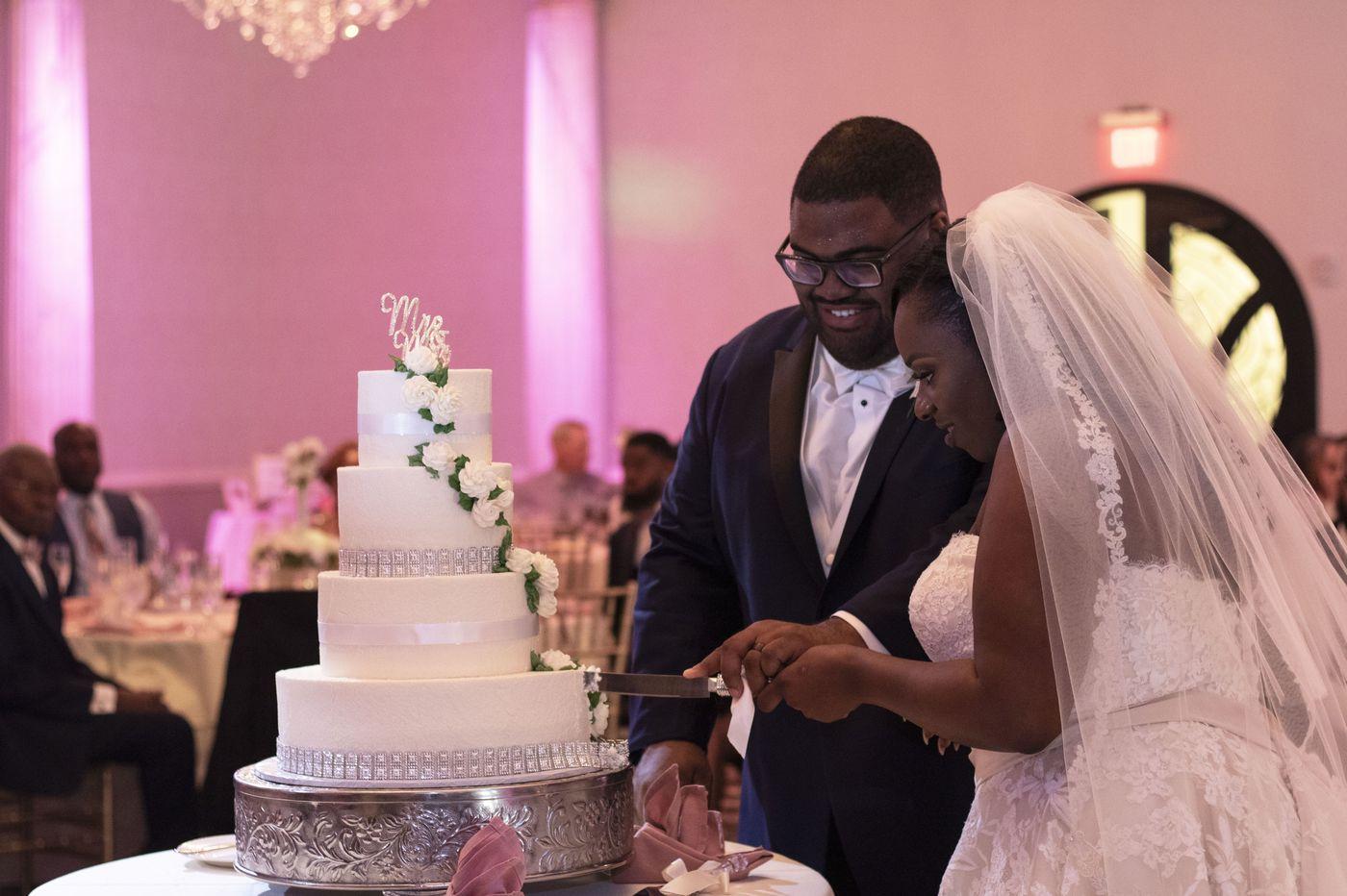 Philadelphia weddings: Shakeema Jones and Tyler Mapp
