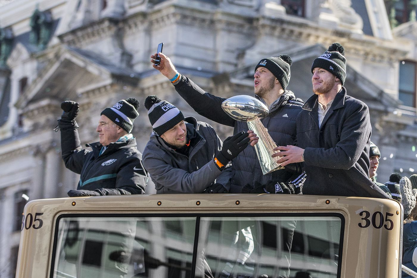Eagles flying high above Trump's move to stifle free speech | Editorial