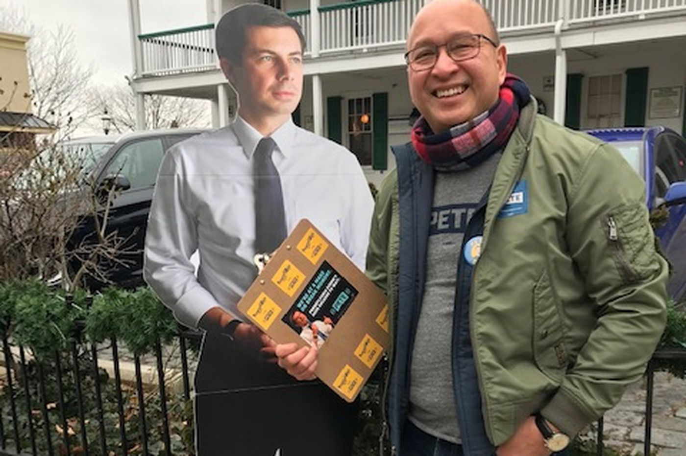 I was a delegate for Pete Buttigieg — until he dropped out. Now what? | Opinion