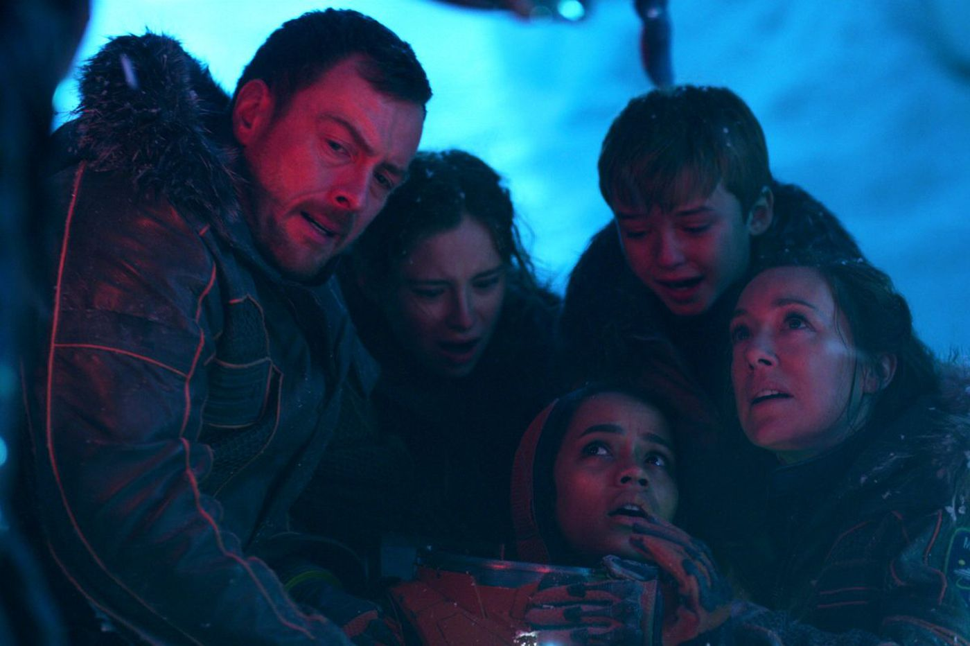 Netflix's 'Lost in Space': Can this family be saved?