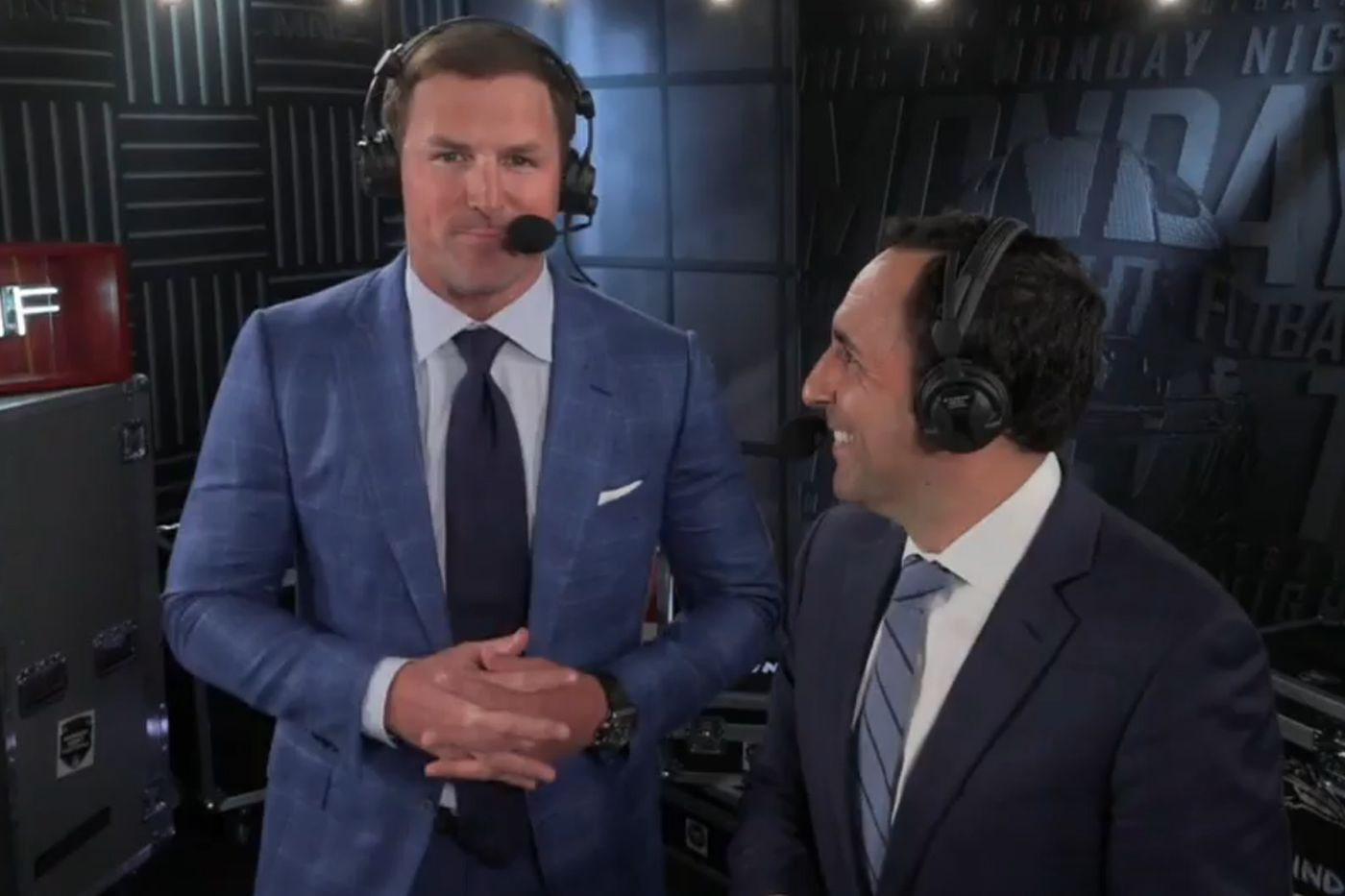 Jason Witten's 'left wing' comment steals the spotlight from 'Monday Night Football'