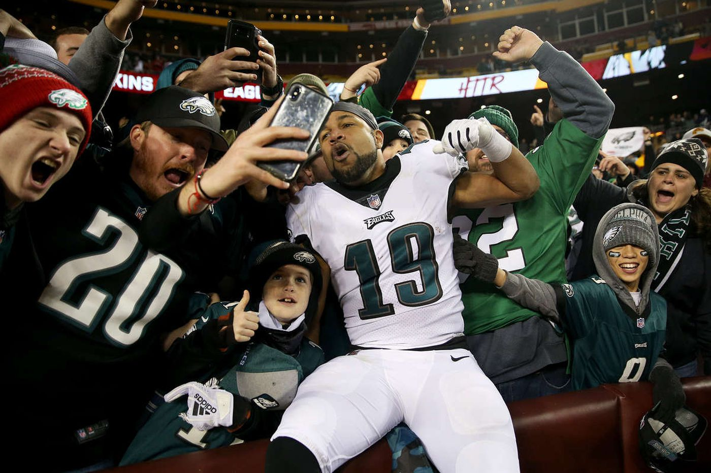 At FedEx Field, Eagles faithful convert to Bears fans for one game | Marcus Hayes