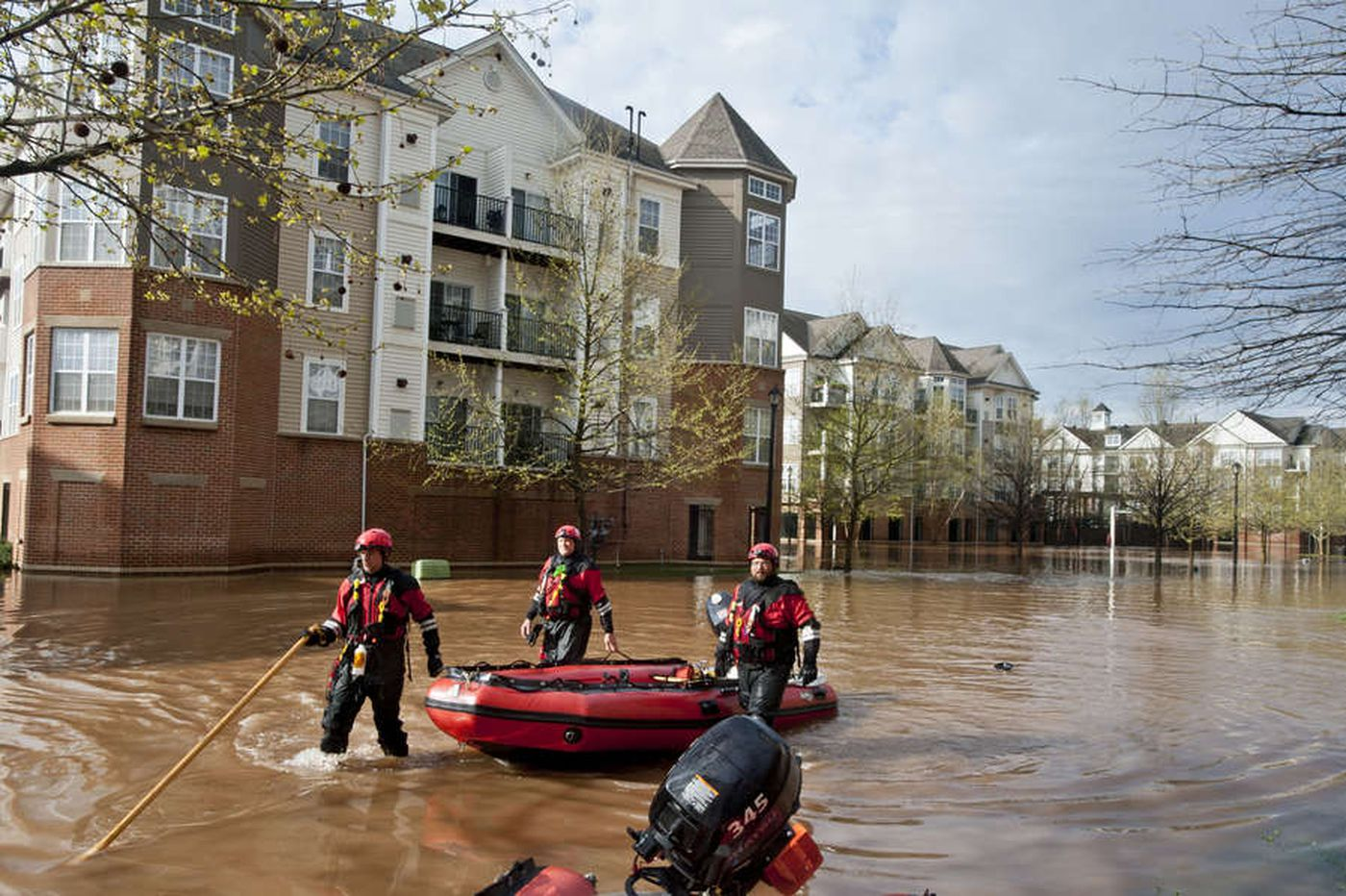Flood-prone Montco town swamped again